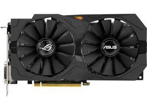 ASUS ROG STRIX Radeon RX 470 4GB DP 1.4 HDMI 2.0 AMD Gaming Graphics Card