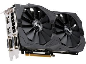 ASUS ROG STRIX Radeon RX 470 4GB OC Edition AMD Gaming Graphics Card with DP 1.4 HDMI 2.0 (STRIX-RX470-O4G)