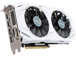 ASUS GeForce GTX 1060 3GB Dual-fan OC Edition VR Ready Dual HDMI DP 1.4 Gaming Graphics Card (DUAL-GTX1060-O3G)