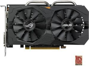 ASUS ROG STRIX Radeon RX 460 4GB DP 1.4 HDMI 2.0 AMD Gaming Graphics Card (STRIX-RX460-4G-GAMING)