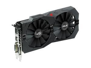 ASUS ROG Radeon RX 470 STRIX-RX470-O8G-GAMING 8GB 256-Bit GDDR5 PCI Express 3.0 HDCP Ready Video Card