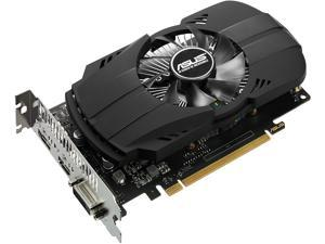 ASUS GeForce GTX 1050 Ti PH-GTX1050TI-4G 4GB 128-Bit PCI Express 3.0 HDCP Ready Video Card