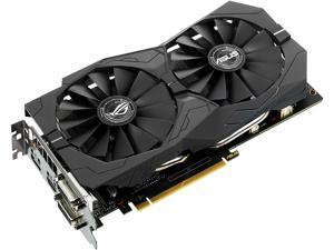 ASUS GeForce GTX 1050 Ti 4GB ROG STRIX OC Edition HDMI 2.0 DP 1.4 Gaming Graphics Card (STRIX-GTX1050TI-O4G-GAMING)