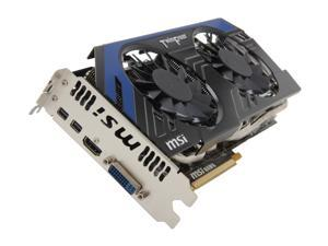 MSI Radeon HD 7870 GHz Edition R7870 HAWK Video Card