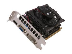 MSI GeForce GT 630 N630GT-MD4GD3 Video Card