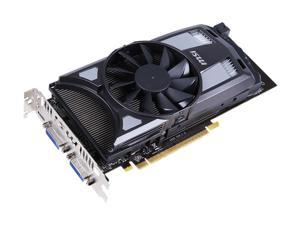 MSI GeForce GTX 650 N650 PE 1GD5/OC Video Card
