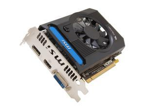 MSI Radeon HD 7750 R7750-PMD2GD3 Video Card