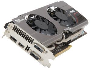 MSI GeForce GTX 680 N680GTX Twin Frozr 2GD5 Video Card