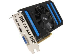 MSI Radeon HD 7850 R7850-2GD5/OC Video Card