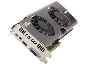 MSI Radeon HD 7950 DirectX 11 R7950 TF 3GD5 BE 3GB 384-Bit GDDR5 PCI Express 3.0 x16 HDCP Ready CrossFireX Support Video Card