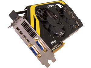 MSI Radeon HD 7970 GHz Edition DirectX 11.1 R7970 LIGHTNING BE 3GB 384-Bit GDDR5 PCI Express 3.0 x16 HDCP Ready CrossFireX Support Video Card