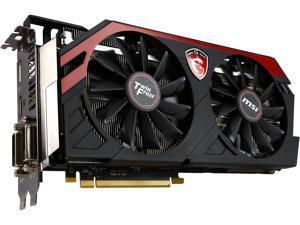 MSI Radeon R9 290X DirectX 11.2 R9 290X GAMING 8G 8GB 512-Bit GDDR5 PCI Express 3.0 x16 HDCP Ready CrossFireX Support ATX Video Card