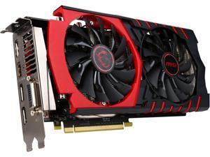 MSI GeForce GTX 960 DirectX 12 GTX 960 GAMING 4G 4GB 128-Bit GDDR5 PCI Express 3.0 x16 HDCP Ready SLI Support ATX Video Card
