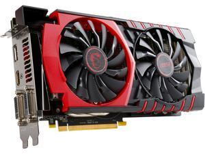 MSI Radeon R9 380 DirectX 12 R9 380 GAMING 2G 2GB 256-Bit GDDR5 PCI Express 3.0 HDCP Ready CrossFireX Support ATX Video Card