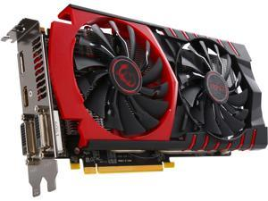 MSI Radeon R7 370 DirectX 12 R7 370 GAMING 4G 4GB 256-Bit GDDR5 PCI Express 3.0 x16 HDCP Ready CrossFireX Support ATX Video Card