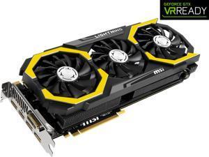 MSI GeForce GTX 980TI LIGHTNING LE