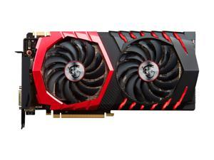 MSI GeForce GTX 1070 DirectX 12 8GB Video Card Bundle