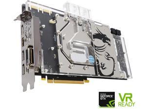 MSI GeForce GTX 1070 DirectX 12 GTX 1070 SEA HAWK EK X 8GB 256-Bit DDR5 PCI Express 3.0 x16 HDCP Ready SLI Support ATX Video Cards