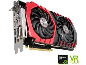 MSI GeForce GTX 1070 DirectX 12 GTX 1070 GAMING Z 8G 8GB 256-Bit GDDR5 PCI Express 3.0 x16 HDCP Ready SLI Support ATX Video Card