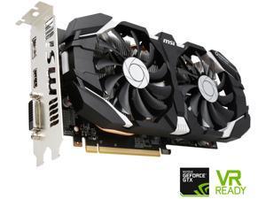 MSI GeForce GTX 1060 6GT OC GDDR5 6GB Dual Fan OC