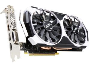MSI GeForce GTX 960 DirectX 12 GTX 960 4GD5T OC 4GB 128-Bit GDDR5 PCI Express 3.0 HDCP Ready SLI Support ATX Video Card
