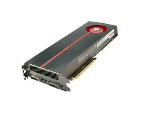 VisionTek Radeon HD 5970 DirectX 11 900305 2GB 512 (256 x 2)-Bit GDDR5 PCI Express 2.0 x16 HDCP Ready CrossFireX Support Video Card w/ Eyefinity