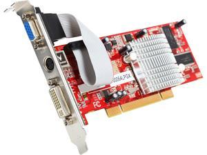 Visiontek Radeon 7000 64MB DDR2 PCI (DVI-I, VGA, TV Out)