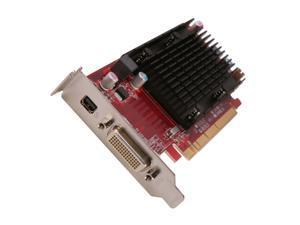 Visiontek Radeon 6350 SFF 1GB DDR3 3M DMS59 (2 x DVI-I, miniDP) w/ 2 x DVI-I to VGA Adapter