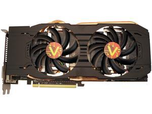 VisionTek Radeon R9 290 900653 4GB 512-Bit GDDR5 PCI Express 3.0 CrossFireX Support Video Card