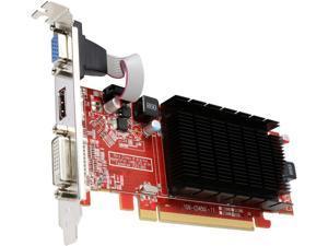 VisionTek Radeon 5450 DirectX 11 900860 1GB DDR3 PCI Express 2.1 x16 ATX Video Card