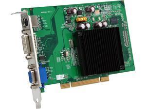 EVGA 6 GeForce 6200 DirectX 9 512-P1-N402-LR 512MB 64-Bit DDR2 PCI 2.1 Video Card