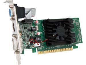 EVGA GeForce 8400 GS DirectX 10 01G-P3-1302-LR 1GB 64-Bit DDR3 PCI Express 2.0 x16 HDCP Ready Low Profile Ready Video Card