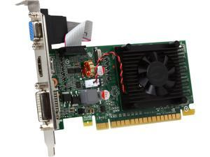 EVGA 8 GeForce 8400 GS DirectX 10 512-P3-1300-LR 512MB 32-Bit DDR3 PCI Express 2.0 x16 HDCP Ready Low Profile Video Card