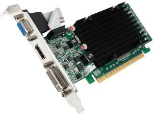 EVGA GeForce 210 DirectX 10.1 01G-P3-1313-KR 1GB 64-Bit DDR3 PCI Express 2.0 x16 HDCP Ready Low Profile Ready Video Card