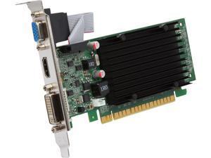 EVGA GeForce 8400 GS DirectX 10 01G-P3-1303-KR 1GB 64-Bit DDR3 PCI Express 2.0 x16 HDCP Ready Low Profile Ready Video Card