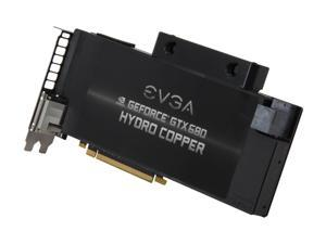 EVGA GeForce GTX 680 Hydro Copper 02G-P4-2689-KR Video Card