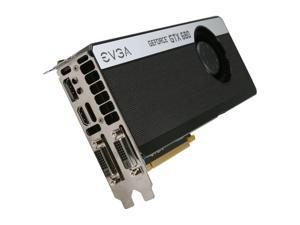 EVGA GeForce GTX 600 SuperClocked GeForce GTX 680 02G-P4-2683-KR Video Card