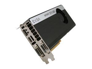 EVGA GeForce GTX 680 Superclocked with Back Plate,  Signature 02G-P4-2685-KR Video Card