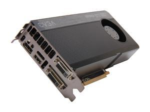 EVGA SuperClocked GeForce GTX 660 Ti 02G-P4-3662-KR Video Card