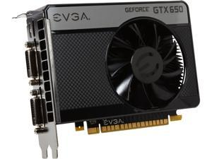 EVGA GeForce GTX 600 SuperClocked GeForce GTX 650 01G-P4-2652-KR Video Card