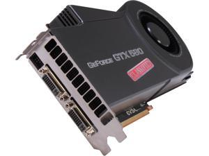 EVGA GeForce GTX 580 (Fermi) 03G-P3-1594-RX Video Card