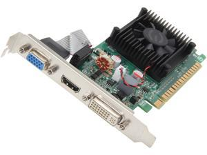 EVGA GeForce 210 DirectX 10.1 01G-P3-1312-RX 1GB 64-Bit DDR3 PCI Express 2.0 HDCP Ready Low Profile Video Card
