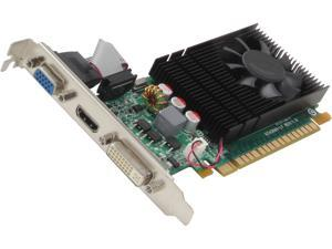EVGA SuperClocked GeForce GT 430 (Fermi) 01G-P3-1435-RX Video Card