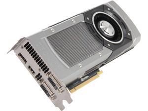 EVGA GeForce GTX 700 SuperClocked GeForce GTX 780 03G-P4-2783-KR Video Card