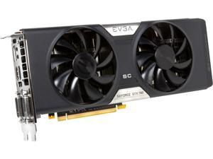 EVGA ACX Cooler 03G-P4-2784-KR GeForce GTX 780 Superclocked 3GB 384-Bit GDDR5 PCI Express 3.0 SLI Support Video Card