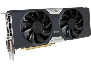 EVGA GeForce GTX 780 03G-P4-3784-KR Dual FTW w/ EVGA ACX Cooler Video Card