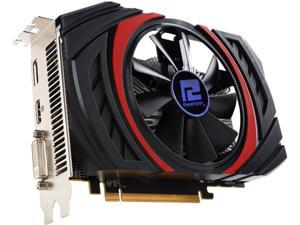 PowerColor Radeon R7 360 DirectX 12 AXR7 360 2GBD5-DHE/OC 2GB 128-Bit GDDR5 PCI Express 3.0 CrossFireX Support ATX Video Card