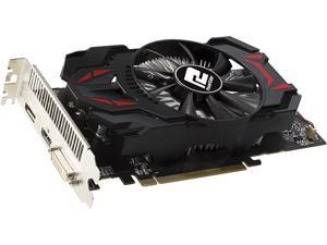PowerColor Radeon R7 360 DirectX 12 AXR7 360 2GBD5-DHE 2GB 128-Bit GDDR5 PCI Express 3.0 HDCP Ready CrossFireX Support ATX Video Card