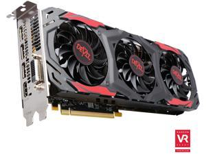 PowerColor RED DEVIL Radeon RX 480 DirectX 12 AXRX 480 8GBD5-3DH/OC 8GB 256-Bit GDDR5 PCI Express 3.0 CrossFireX Support ATX Video Card