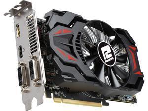 PowerColor Radeon R7 370 DirectX 12 AXR7 370 4GBD5-DHE 4GB 256-Bit GDDR5 PCI Express 3.0 CrossFireX Support ATX Video Card